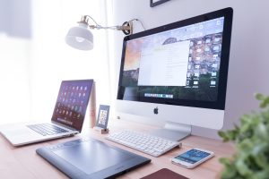 desktop layout JAMB Digital Media Website Development Nashville, TN